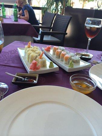 Oriental World: Sushi 1