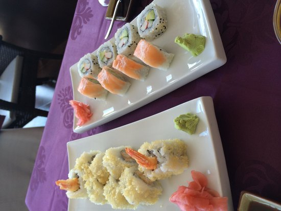 Oriental World: Sushi 2