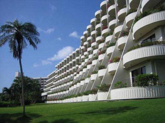 Miyakojima Tokyu Hotel & Resorts : 芝生が綺麗です