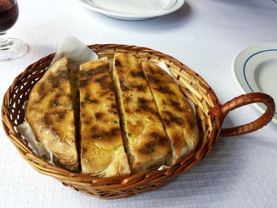 Casa de Pasto Justiniano: Bolo do caco