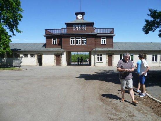 Buchenwald: The Main Gate