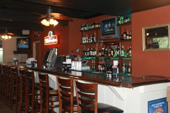 Black Marlin's Bar & Grill : Bar