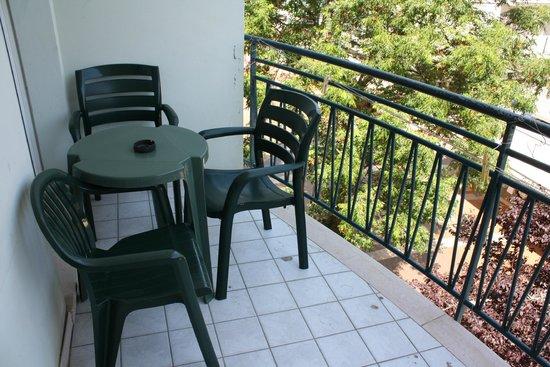 Residence Hotel Le Vele : Balconi