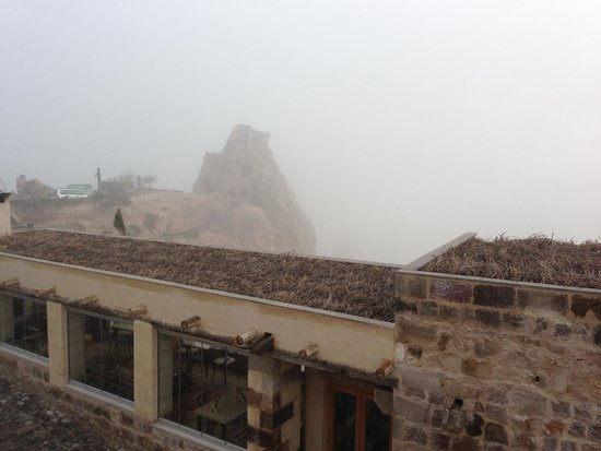 Argos in Cappadocia: View from room