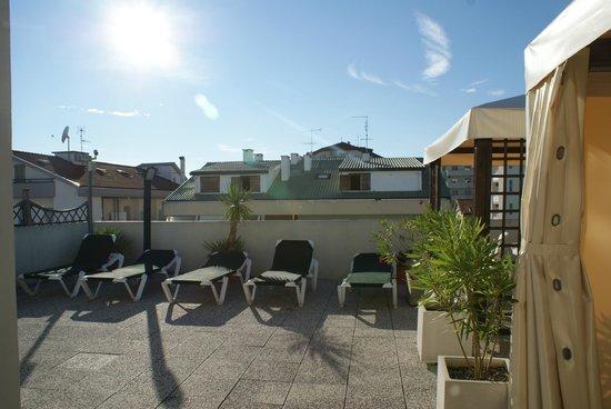 Residence Hotel Le Vele : Solarium sun
