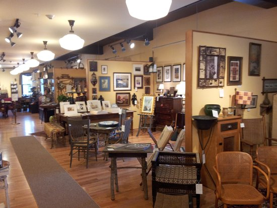 Tannersville Antique & Artisan Center