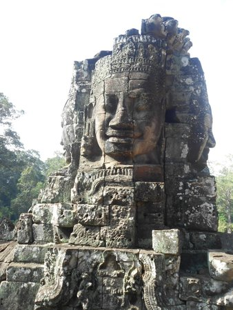 Bayon (Angkor) : ปราสาทบายน