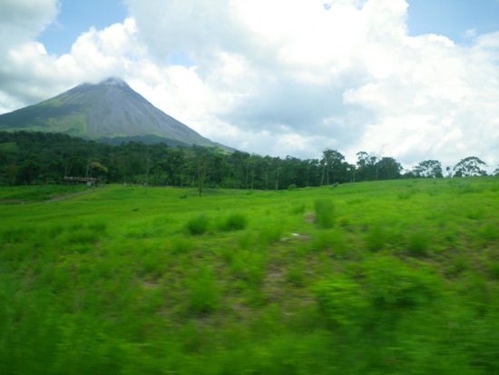 Hotel Mountain Paradise: Volcano Arenal