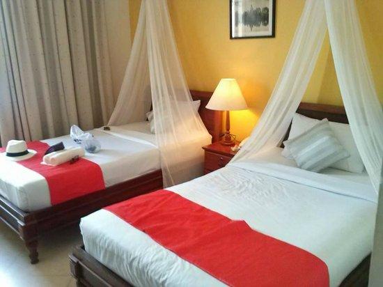 Boutique Cambo Hotel : ห้องนอน