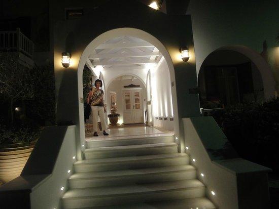 Stelia Mare Boutique Hotel: Hotel Stelia Mare, main entrance