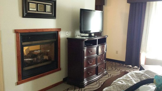 La Quinta Inn & Suites Great Falls: Jacuzzi suite