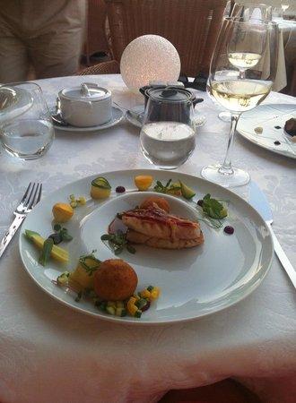 Bon Bon Restaurante: Exquisite Red Mullet :)