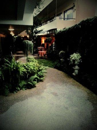 Eurana Boutique Hotel : ใกล้ๆล๊อบบี้