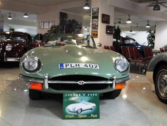 Malta Classic Car Collection Museum : malta classic car museum mei '14