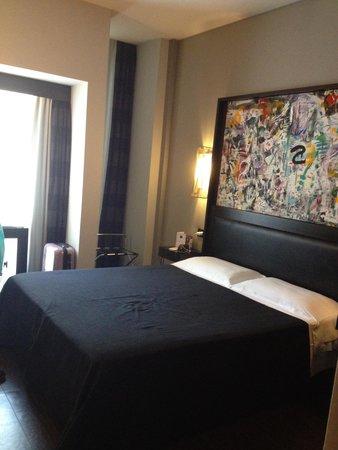 Twentyone Hotel : Habitación 107