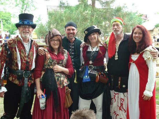 Ren Fair at The Castle of Muskogee