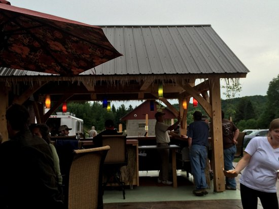 East Burke, VT: Mikes Tiki Bar