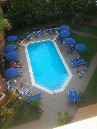 Hotel Venezia: Pool area
