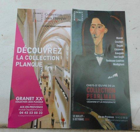 Musée Granet : .