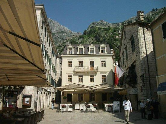 Hotel Vardar: hotel