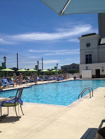 The Ballantyne, Charlotte: pool