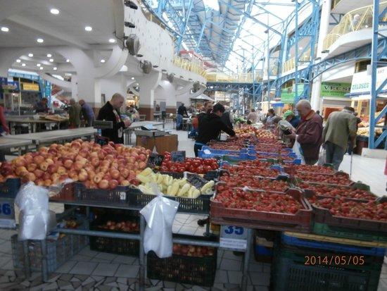 Lehel Market Hall: Lehel Market