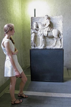 Museo di Castelvecchio: Exhibit