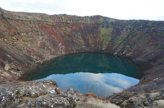 Kerid Crater: Stunning.