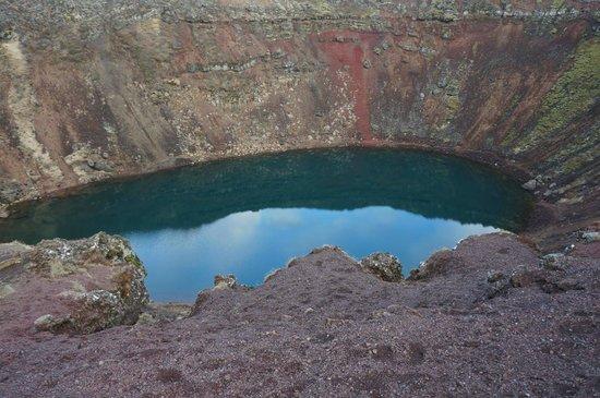Kerid Crater: Amazing.