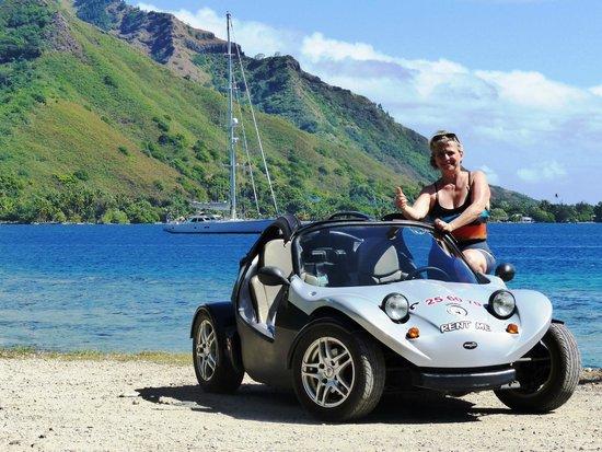 Moorea Fun Roadster: Que du plaisir...