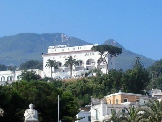 Gran Paradiso Hotel: La cima del Gran Paradiso