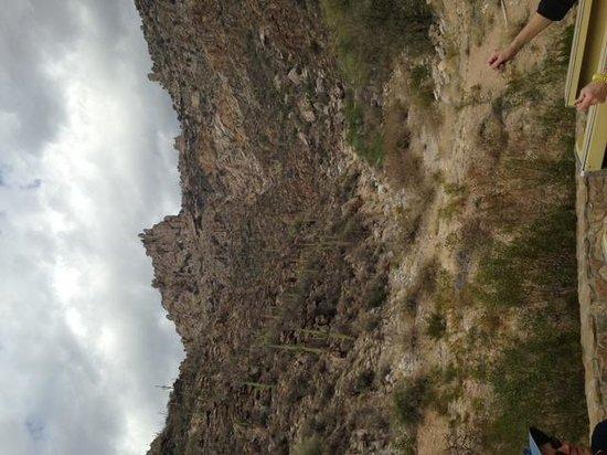 Sabino Canyon : Canyon View