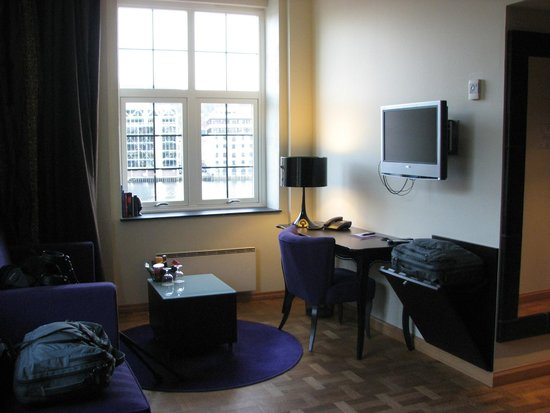 Clarion Collection Hotel Havnekontoret: Room 300