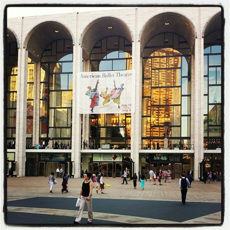 American Ballet Theatre: ABT at Lincoln Center