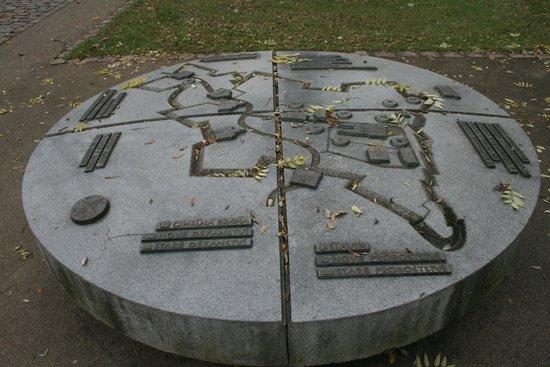 Monumento Cultural Nacional Vysehrad: Скульптура