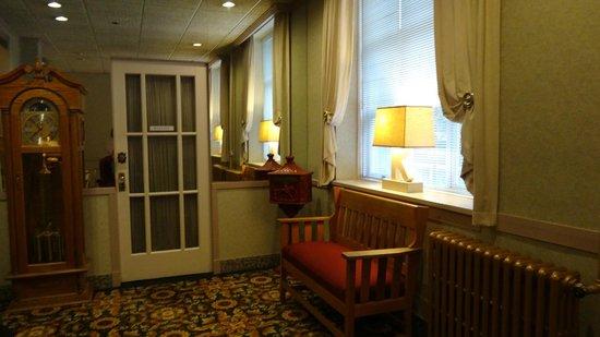 The Kingston Hotel Bed & Breakfast: Pleasant