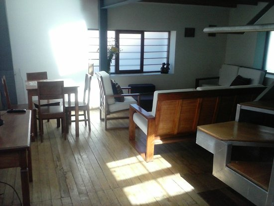 Goblin's House Lofts : Loft Standart - living room