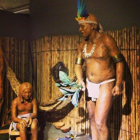 Museo del Oro Precolombino : True to life.
