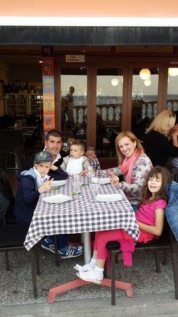 Bahiton Tossa : La famiglia con Miquel!