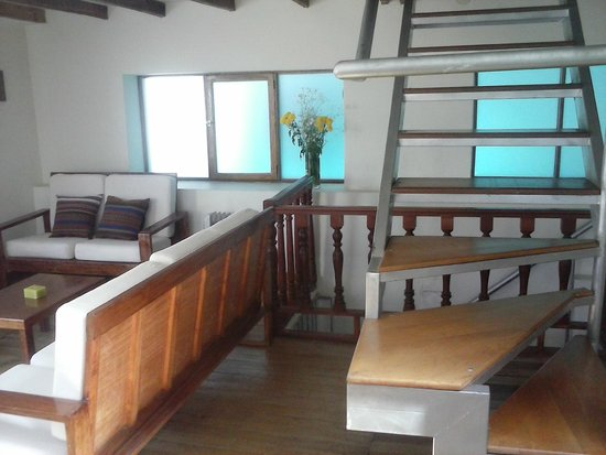 Goblin's House Lofts : Loft Superior - living room
