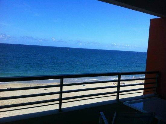 La Concha Renaissance San Juan Resort: Balcony