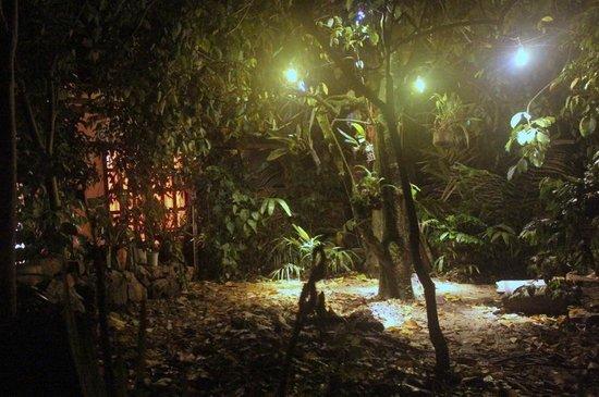 La Posada de Cuispes: Gardens