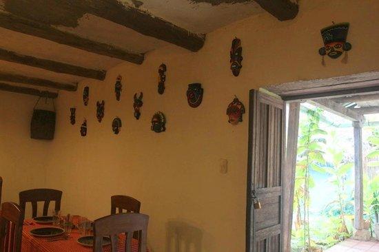 La Posada de Cuispes: Restaurant