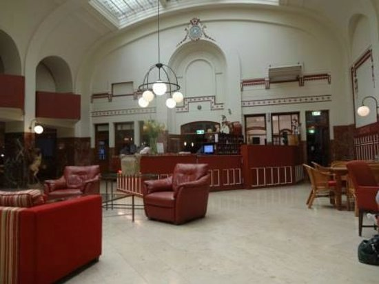 Rho Hotel : Hall Hotel antigo Teatro