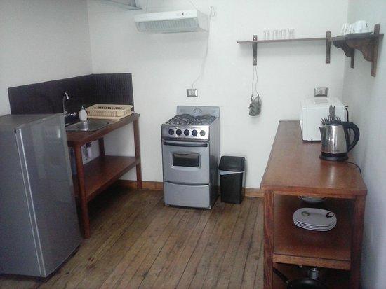 Goblin's House Lofts : Loft Superior - kitchening