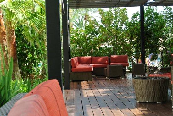Protur Sa Coma Playa Hotel & Spa: salon /terrasse