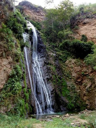Yumbilla Waterfall: cuispes falls