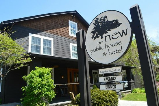 The New Public House