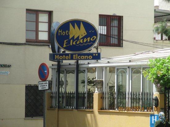 Elcano Hotel: Hotel Elcano