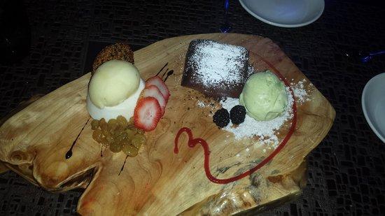 San Juan Water & Beach Club Hotel: desserts